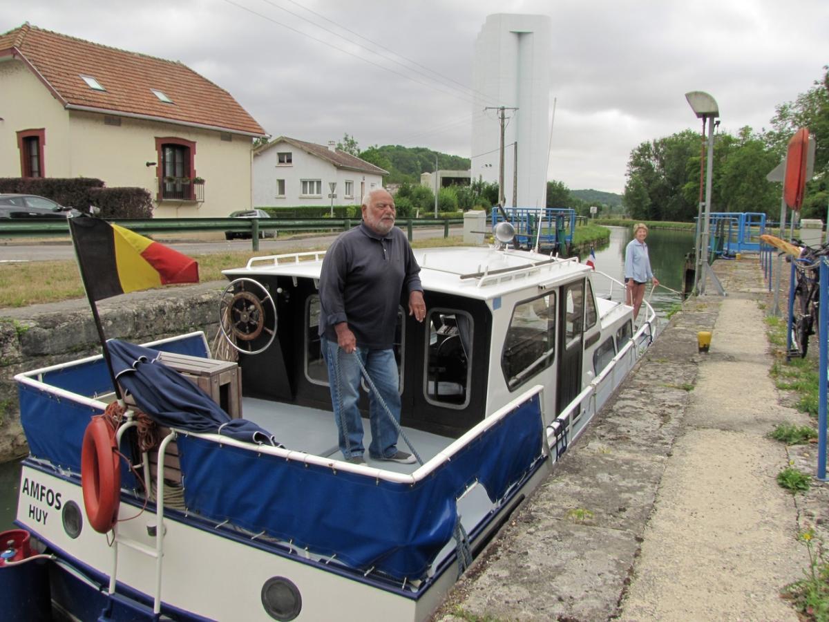 Amfos à Dun-sur-Meuse (Meuse)