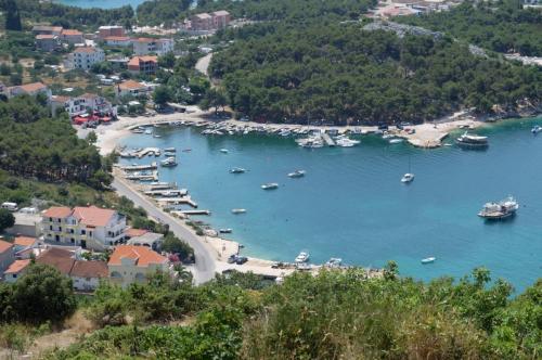 D'Hélice en Croatie