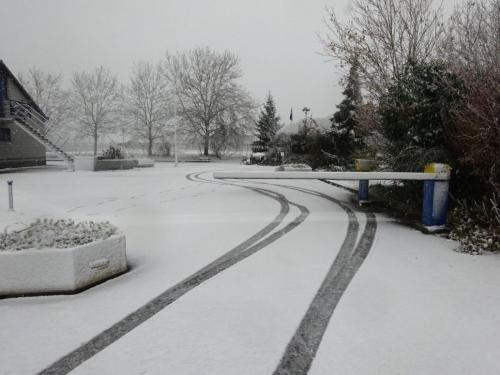 Statte sous la neige